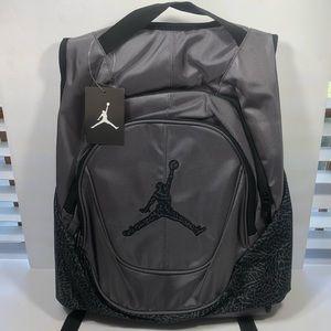 Nike Air Jordan Jumpman Laptop School Backpack Bag